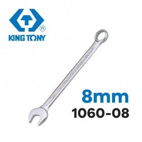 KING TONY梅開扳手 8mm 1060-08
