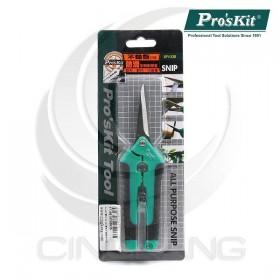 prosKit 寶工 SR-330 雙色不銹鋼快利剪(165mm)
