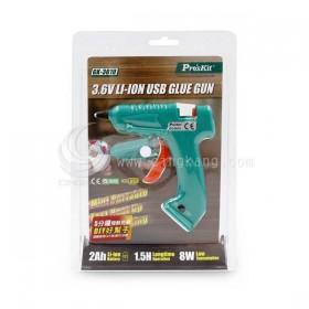 prosKit寶工 GK-361U USB鋰電熱熔膠槍