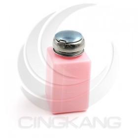 防靜電溶劑瓶 YI-60B 粉紅色 180ml