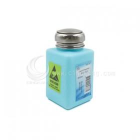 防靜電溶劑瓶 藍色 200ml