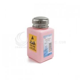 防靜電溶劑瓶 粉紅色 200ml