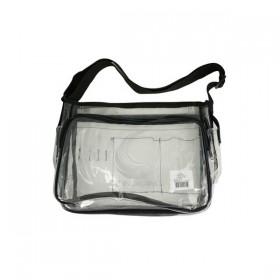 無塵室用全透明雙層工具袋 尺寸:330x270x120mm