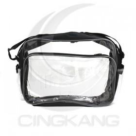 無塵室專用手提袋-立體型(黑) 大 40*31*10CM