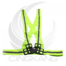 反光背心-伸縮整型 (綠)
