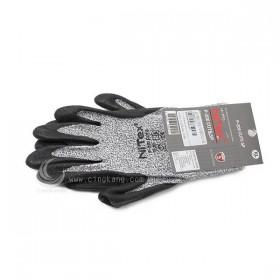 NiTex玻璃纖維舒適型防切割手套 XL P-200(CUT 5級)