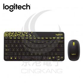 羅技MK240 2.4G 簡約無線鍵盤滑鼠組