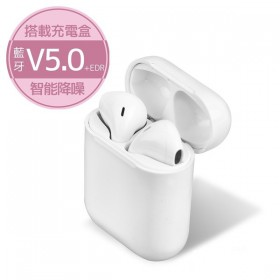BTDA V5.1真無線雙耳藍牙耳機(搭載充電收納盒) LY-MIC-BTDA