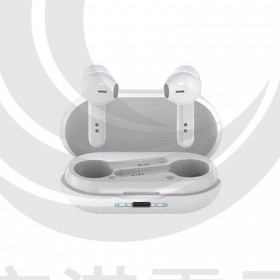 HANG W2A TWS 真無線藍芽耳機 白色