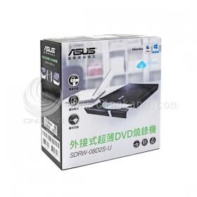 ASUS SDRW-08D2S-U USB超薄外接DVD燒錄機