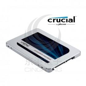 Micron Crucial MX500 500GB SATAⅢ 固態硬碟