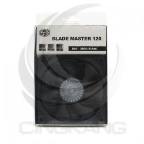 120*120*25 高風量刀鋒扇DC12V 4PIN COOLERMASTER 酷媽