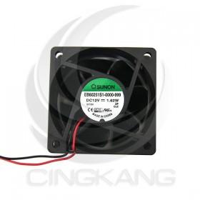 SUNON風扇 EB60251S1-0000-999 60*60*25mm DC12V