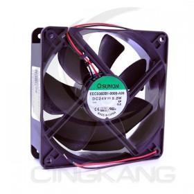 120*120*38mm DC24V (EEC382B100000A99) SUNON風扇