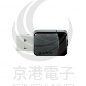 D-Link Wireless AC 雙頻USB 無線網路卡 DWA-171