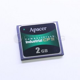 Industrial CF Card III 2GB (Non Remoable SLC) 記憶卡