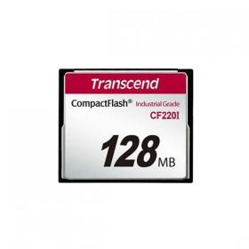 創見 128MB 工業用CF200I數位記憶卡