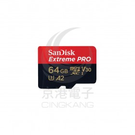 SanDisk MicroSD 64GB 90MB (SDSQXCY-064G-GN6MA)