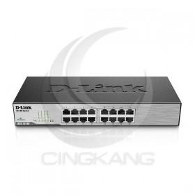 D-LINK DES-1016D 16埠 10/100交換器