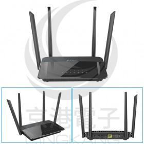 D-Link友訊 AC1200雙頻無線路由器 DIR-842-C