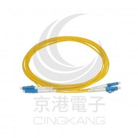 光纖線 單膜 9/125 DLC/DLC 3M