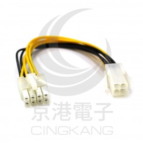 EPS 4P轉8P EPS主機板電源線 PR-19