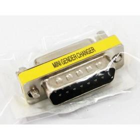 2排 MGC-15公母 轉換頭(MGC-H15MF)