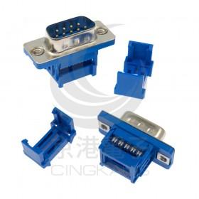 IDC-9MB 壓接線式 IDC-9P公 9P (5個/包)