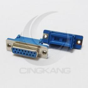 D型接頭 壓排式 IDC-15P 母 15P (5個/入)