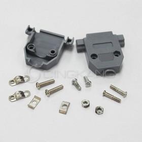 15P D型接頭保護蓋 (含螺絲)