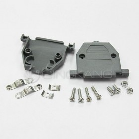 25P D型接頭保護蓋  (含螺絲)