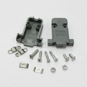 9P D型接頭保護蓋 (含螺絲)