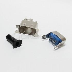 大鐵殼14P 焊線式-公