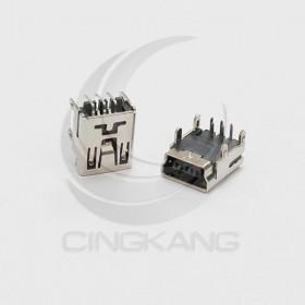 Mini5P USB母座 DIP型(90度) (5入)