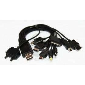 USB 1對10充電專用線(UB-359)