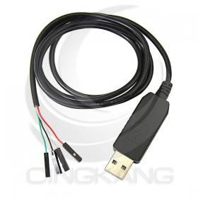 PL2303 USB轉TTL傳輸線(可用winxP win8.1)