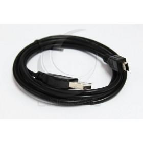 US-5 數位相機專用線(USB-迷你5PIN) 1.5M