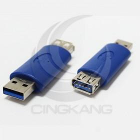 USB3.0 A公/A母 精密轉接頭(UB-345)