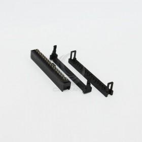 FC-34P間距2.54mm  IDC壓線頭3件(50組)