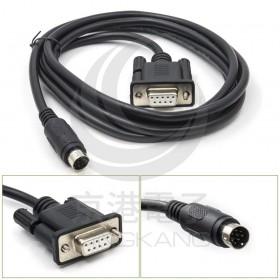 9母-MD8針 PLC數據線 ALINKEY SC-11(適用三菱FX系列PLC)