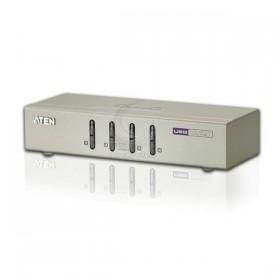 KVM CS74U 4埠多電腦切換器