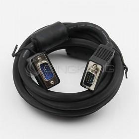 Pro-Best 螢幕專用線 15公/15公 黑色1.8M 雙扣UL2919(VGA-CBL-15M15M-1.8)