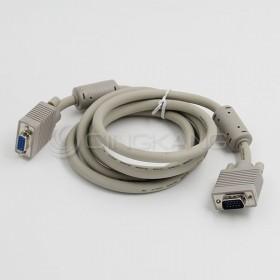 高隔離VGA訊號延長線(公對母/2919) 1.8M