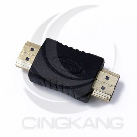HDMI公-HDMI公轉接頭 (HDG-7)