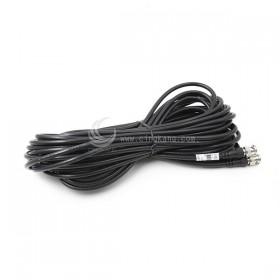 BNC 雙頭公 15M 成型電纜線(RG59U)