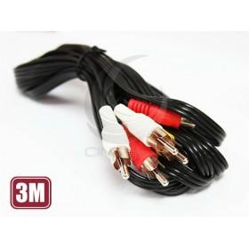 6P 訊號線 3M (VD-60)