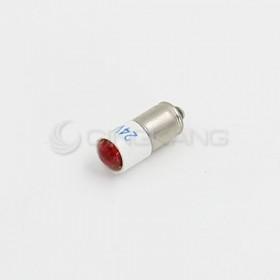 BA6S-B型  LED燈 24V- 紅色