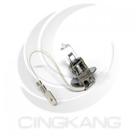 汽機車燈泡 24V 70W (黃燈)