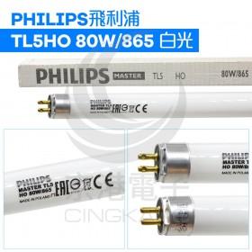 PHILIPS飛利浦 TL5HO 80W/865 白光