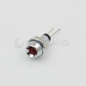 3V 紅色 LED指示燈(小) 牙6mm